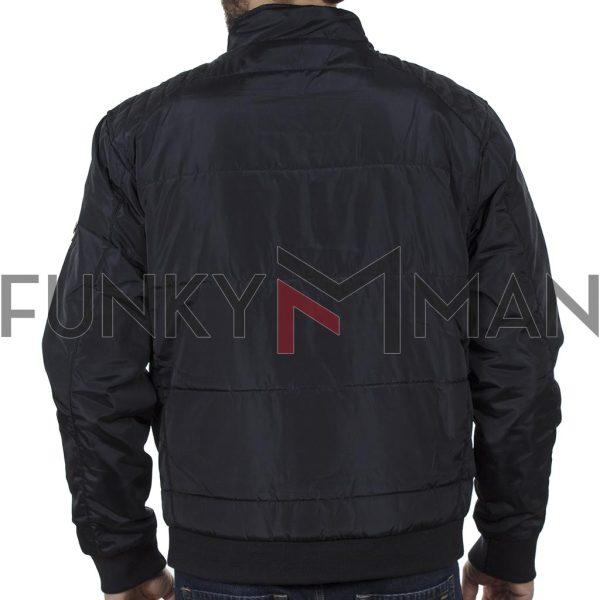 Jacket DOUBLE MJK-138 Navy