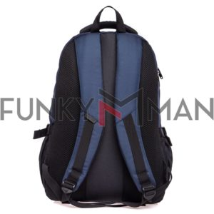 Σακίδιο Πλάτης All Over Print Backpack HEAVY TOOLS EHATAN Navy