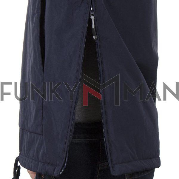 Cagoule Jacket με Κουκούλα ICE TECH G715 Cherry
