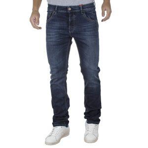 Τζιν Παντελόνι Regular SHAFT 8506 Μπλε