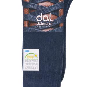 Υποαλλεργικές Βαμβακερές Κάλτσες Cotton Pennie dal socks 143 Μαύρο