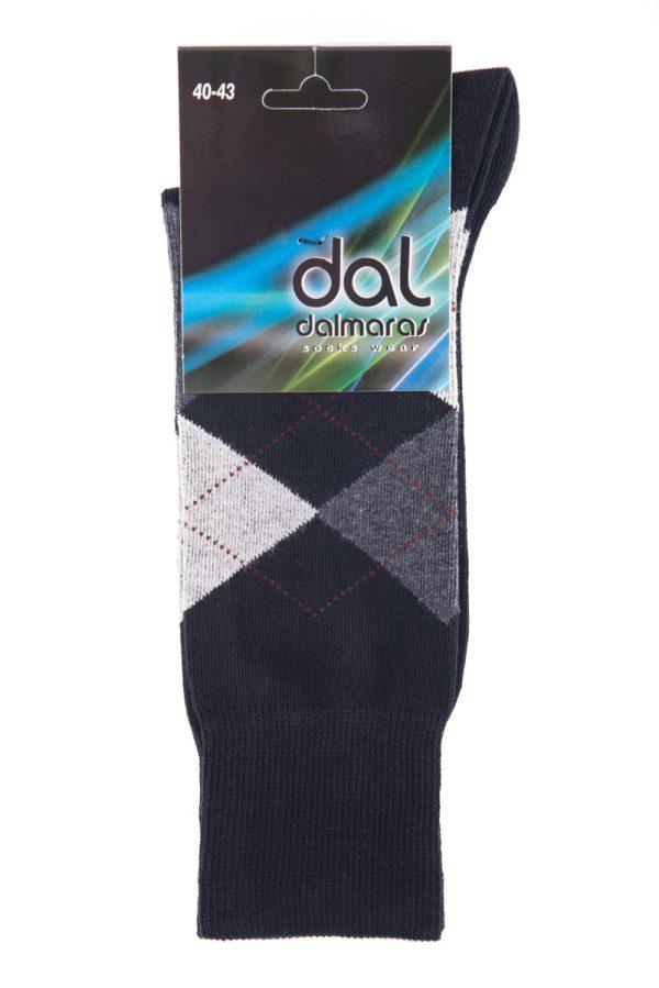 Κάλτσες dal socks 144 Μαύρο