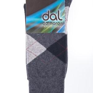 Κάλτσες dal socks 144 Γκρι