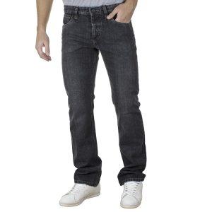 Τζιν Παντελόνι Slim Fit SHAFT Jeans B800 SS20 Ανθρακί