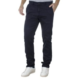 Chinos-Casual Παντελόνι SHAFT F5581 SS20 Μπλε