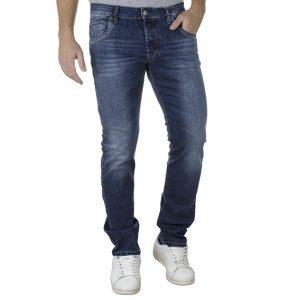 Τζιν Παντελόνι Slim Fit SHAFT Jeans L722 SS20 Μπλε