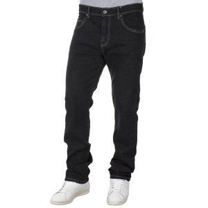 Τζιν Παντελόνι Regular Fit SHAFT Jeans L964 Μαύρο