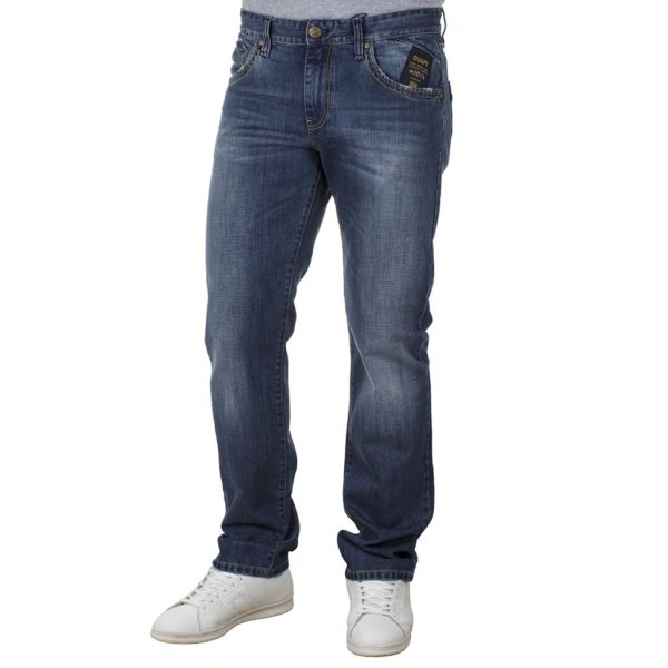 Τζιν Παντελόνι Regular SHAFT Jeans M863 SS20 Μπλε