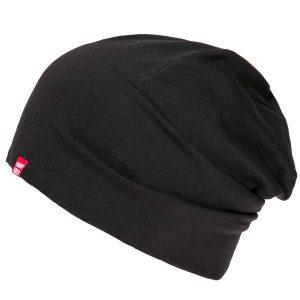 Βαμβακερός Σκούφος Jersey Hat HEAVY TOOLS PAUL19 Μαύρο
