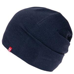 Βαμβακερός Σκούφος Jersey Hat HEAVY TOOLS PAUL19 Navy