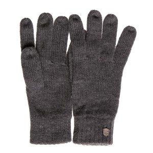 Πλεκτά Γάντια Knitted Gloves HEAVY TOOLS PETTERI19 σκούρο Γκρι