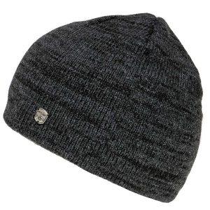 Πλεκτός Σκούφος Knitted Hat HEAVY TOOLS PIBEL Μαύρο