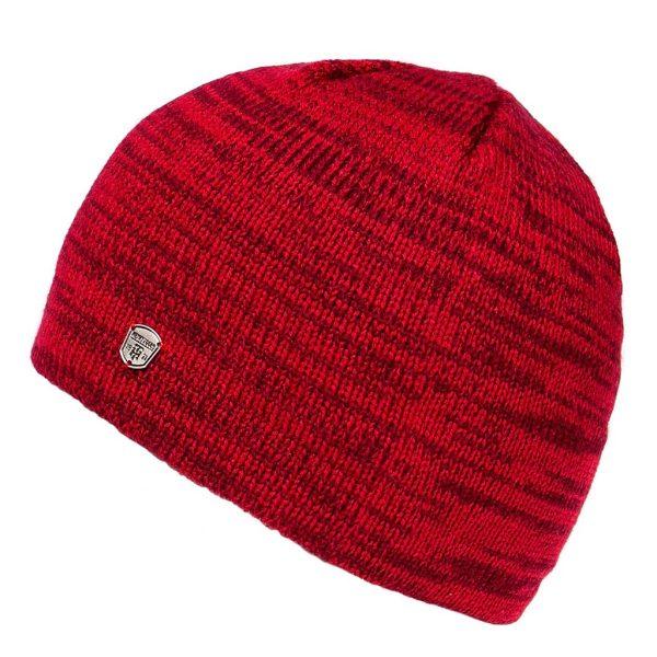 Πλεκτός Σκούφος Knitted Hat HEAVY TOOLS PIBEL Κόκκινο