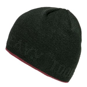 Πλεκτός Σκούφος Knitted Hat HEAVY TOOLS PILDEN19 Μαύρο