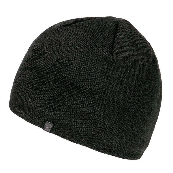 Πλεκτός Σκούφος Knitted Hat HEAVY TOOLS PNOW Μαύρο