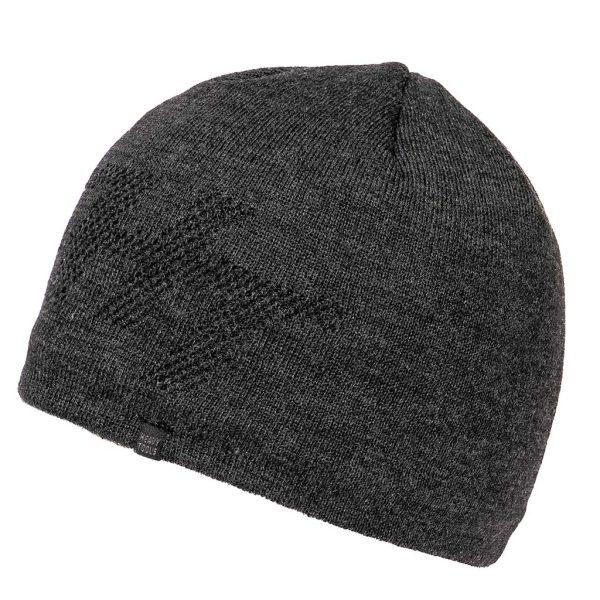 Πλεκτός Σκούφος Knitted Hat HEAVY TOOLS PNOW Ανθρακί