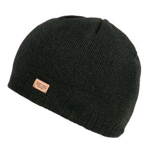 Πλεκτός Σκούφος Knitted Hat HEAVY TOOLS POSIE19 Μαύρο