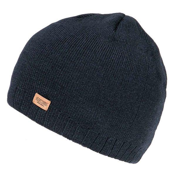 Πλεκτός Σκούφος Knitted Hat HEAVY TOOLS POSIE19 Navy
