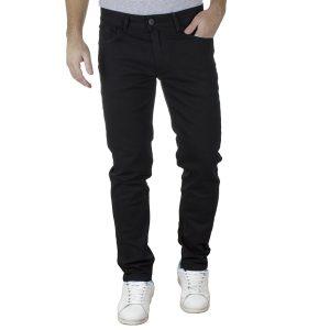 Τζιν Παντελόνι Regular DAMAGED R30 Μαύρο