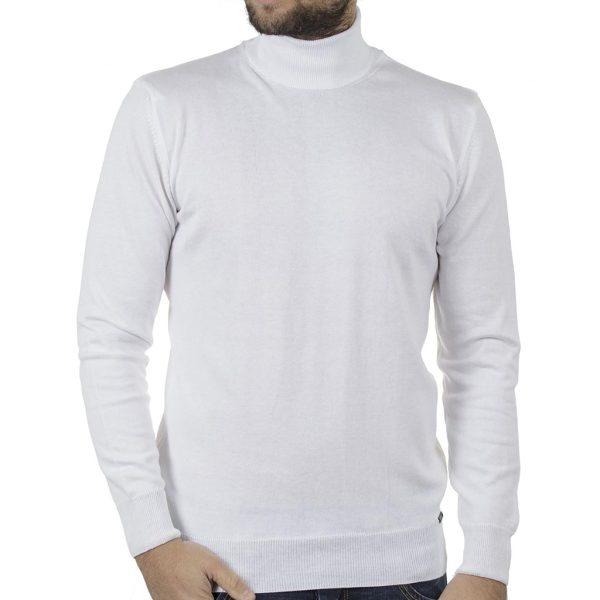 Ζιβάγκο Πλεκτή Μπλούζα ENDENSON 115 Λευκό