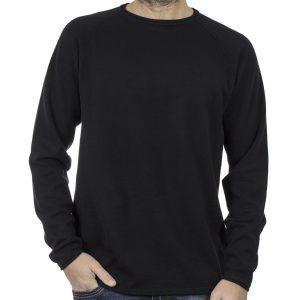 Πουλόβερ Πλεκτή Μπλούζα SMART & CO 40-206-006 Μαύρο