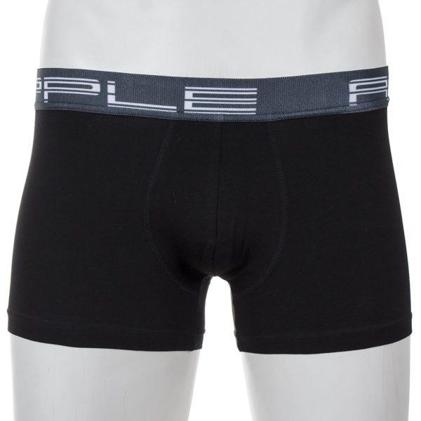 Εσώρουχο Boxer Apple 0110949 Μαύρο