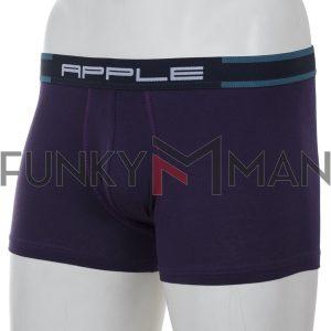 Εσώρουχο Boxer Apple 0110952 Μωβ Petrol