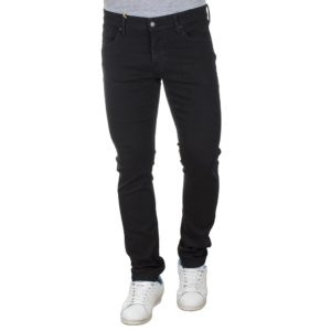 Τζιν Παντελόνι Skinny COVER SS20 BRUNO G0060 Μαύρο