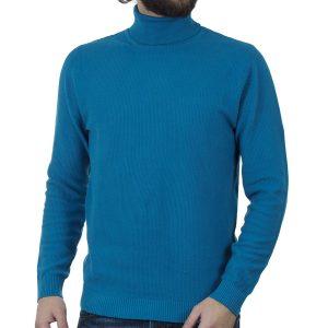 Ζιβάγκο Πλεκτή Μπλούζα SMART & CO 40-206-007 Μπλε