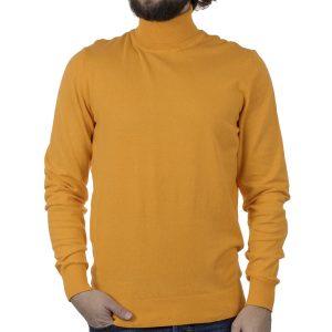 Ζιβάγκο Πλεκτή Μπλούζα SMART & CO 40-206-009 Πορτοκαλί