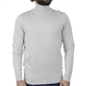 Ζιβάγκο Πλεκτή Μπλούζα SMART & CO 40-206-010 Λευκό