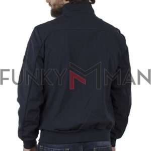 Φλάι Μπουφάν Flight Bomber Jacket SPLENDID 42-201-024 Navy