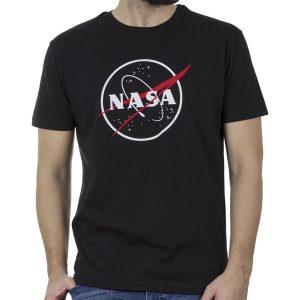 Κοντομάνικη Μπλούζα T-Shirt Cotton4all 20-908 Μαύρο