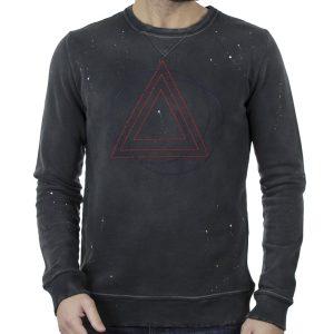 Βαμβακερό Fashion Φούτερ SCINN ST062 Ανθρακί