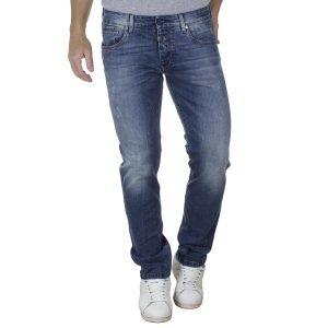 Τζιν Παντελόνι Super Slim COVER TEDDY E2679 SS20 Μπλε