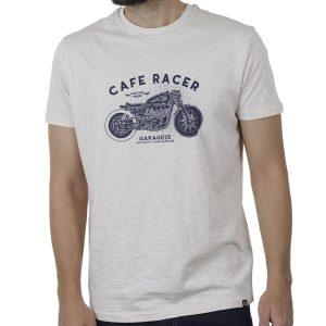 Κοντομάνικη Μπλούζα T-Shirt Garage55 GAM00122904 SS20 Ice