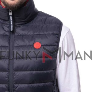 Αμάνικο Μπουφάν Puffer Jacket HEAVY TOOLS WITTY20 SS20 Navy