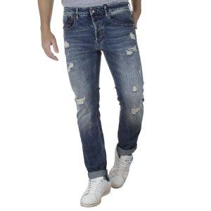 Τζιν Παντελόνι Slim Fit REDSPOT BONO FD SS20 Μπλε