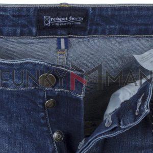 Jean Παντελόνι με Λάστιχα REDSPOT LEON M SS20 Μπλε