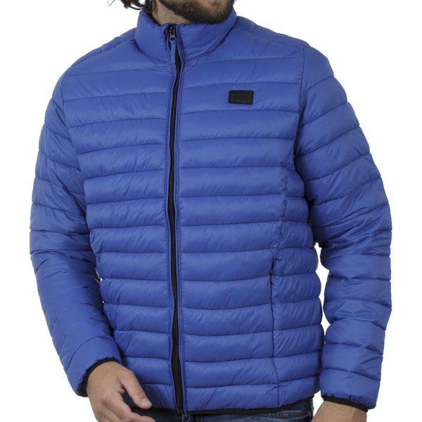 Φουσκωτό Μπουφάν Puffer Jacket BLEND 20709715 SS20 Ανοιχτό Μπλε