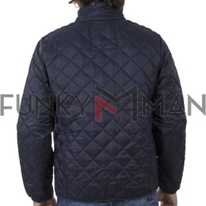 Φουσκωτό Μπουφάν Puffer Jacket BLEND 20709717 SS20 Navy