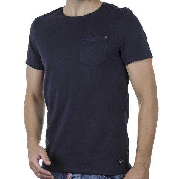 Κοντομάνικη Μπλούζα T-Shirt BLEND 20709766 SS20 Navy