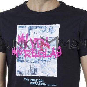 Κοντομάνικη Μπλούζα T-Shirt BLEND 20709776 SS20 Μαύρο
