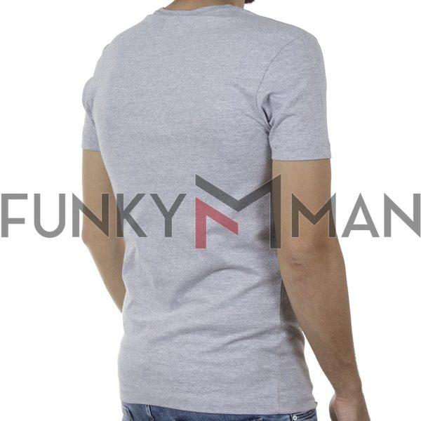 Κοντομάνικη Μπλούζα T-Shirt BLEND 20709793 SS20 Γκρι