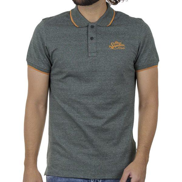 Κοντομάνικη Μπλούζα POLO BLEND 20709810 SS20 pesto