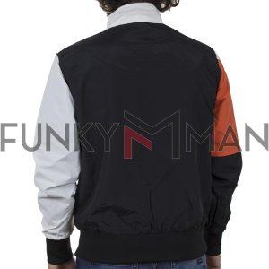 Ελαφρύ Αντιανεμικό Μπουφάν Jacket BLEND 20710473 SS20 Πορτοκαλί