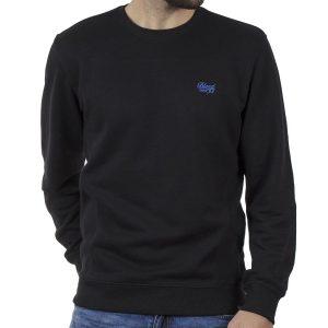 Φούτερ Βαμβακερή Μπλούζα BLEND 20710475 SS20 Μαύρο