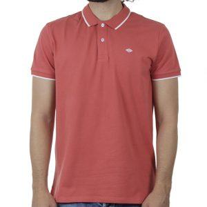Κοντομάνικη Μπλούζα POLO BLEND 20710571 SS20 Πορτοκαλί