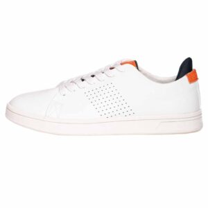 Ανδρικά Παπούτσια HEAVY TOOLS Classic Look Sporty Trainer UNJOVE SS20 Λευκό