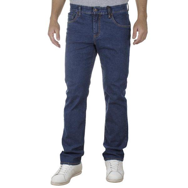 Κλασσικό Τζιν Παντελόνι SHAFT Jeans L803 SS20 Μπλε Denim